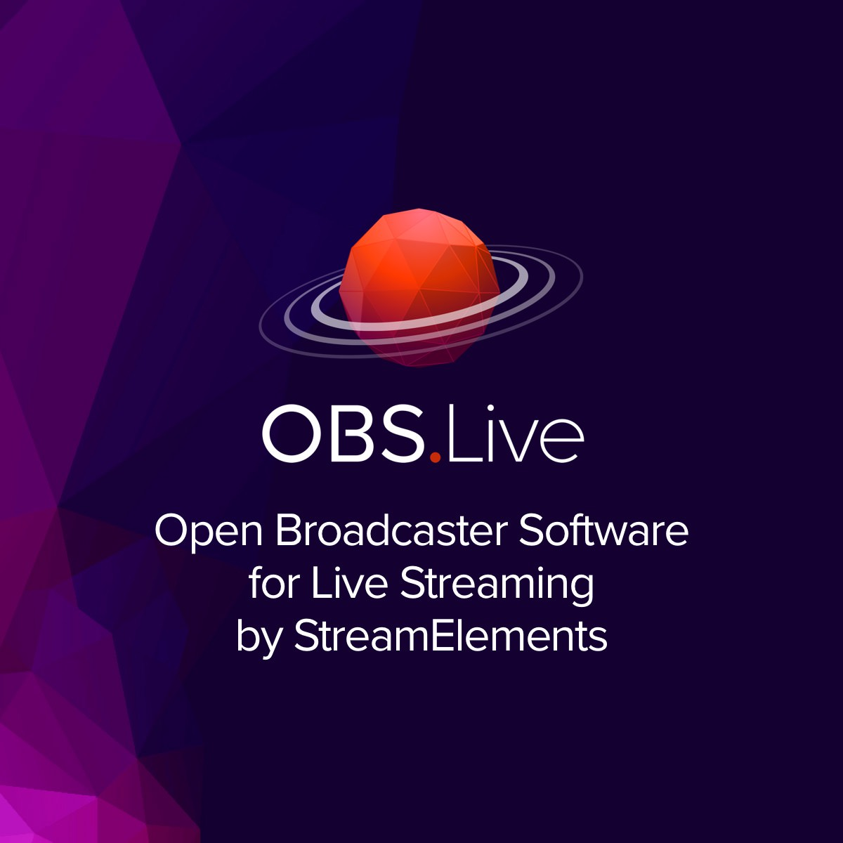 StreamElements OBS Live | Streaming Open Broadcaster Software